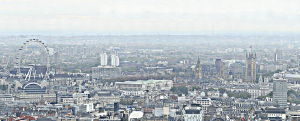 La plus grande photo panoramique du Monde montre Londres