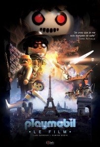 Affiche du film Playmobil