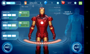 Screenshot IronMan 3 Marvel 2