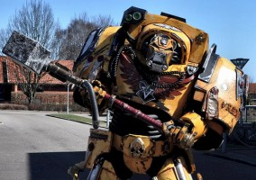 cosplay-warhammer 40k imperial fist