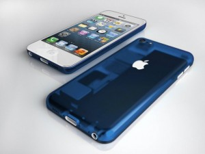 iphone low cost bleu