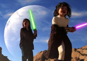 Return of the Junior Jedi