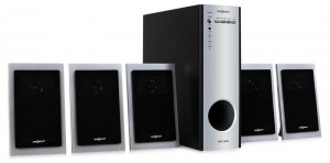 Systeme Home Cinema 5.1 Surround DVD