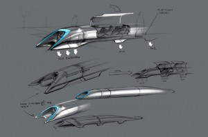 hyperloop_alpha design