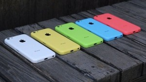 iphone5c-apple en couleur