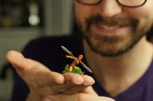hero forge personnage jeu video imprime 3d