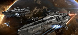 Eve online jeu video