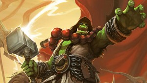 wow chaman orc warcraft