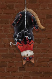 spiderman cat marvel