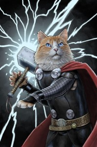 thor-cat marvel