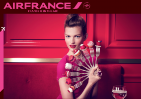 air france love is in the air