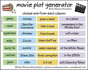 movie-plot-generator